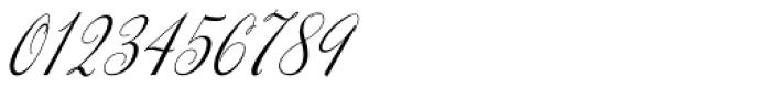 Valentine Medium Italic Font OTHER CHARS