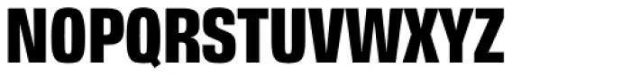 Valibuk Font UPPERCASE