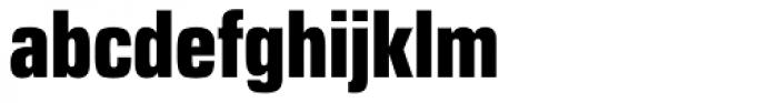 Valibuk Font LOWERCASE