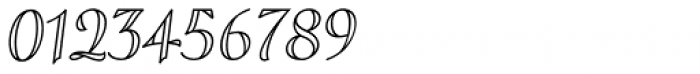 Validity Script Regular Italic Font OTHER CHARS