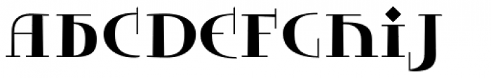 Valor Font LOWERCASE