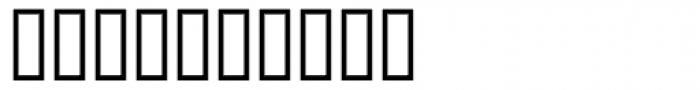 Van Dijck MT Regular Expert Font OTHER CHARS