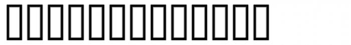 Van Dijck MT Regular Expert Font LOWERCASE