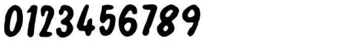 Vandmelon Italic Font OTHER CHARS