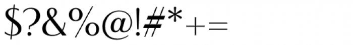 Vanitas ExtraBold Font OTHER CHARS