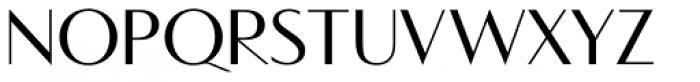 Vanitas ExtraBold Font UPPERCASE