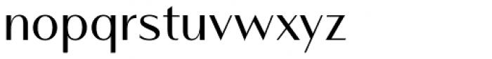 Vanitas ExtraBold Font LOWERCASE