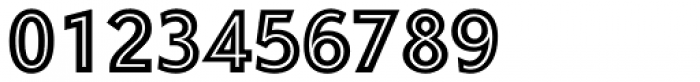 Vanquish Inline Font OTHER CHARS