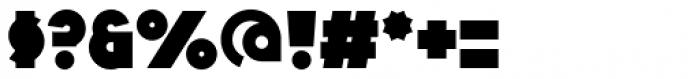 Varese Regular Font OTHER CHARS