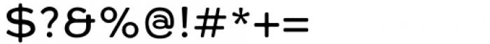 Varet Gothic Light Font OTHER CHARS