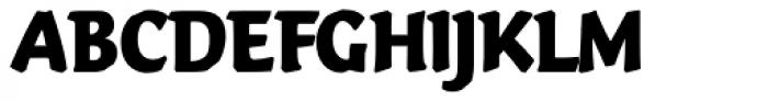 Vario Regular Font UPPERCASE