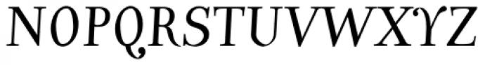 Varius 1 LT Std Italic Font UPPERCASE