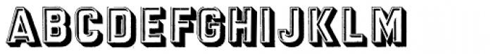 Varius Multiplex Two Font UPPERCASE