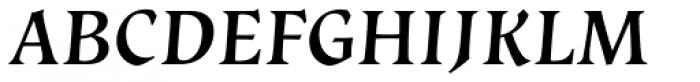 Vatican Medium Font UPPERCASE