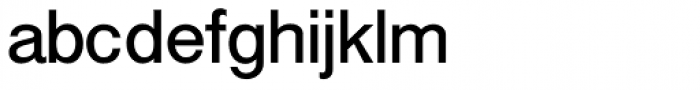 Vatik Condensed MF Regular Font LOWERCASE