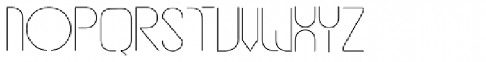vastra Light Font UPPERCASE