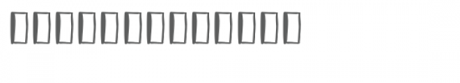 vagabundo banners dingbats font Font LOWERCASE