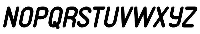 VDS Bold Italic Font UPPERCASE