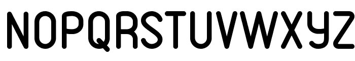 VDS Font UPPERCASE
