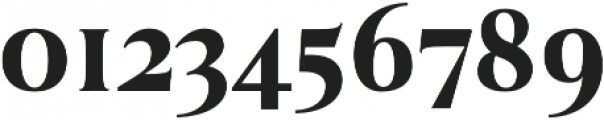 VERITAS Regular otf (400) Font OTHER CHARS