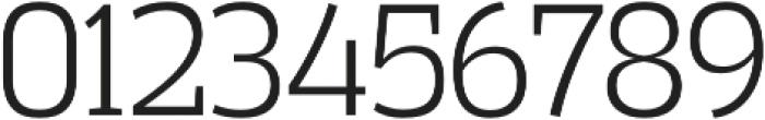 Vectipede Light otf (300) Font OTHER CHARS