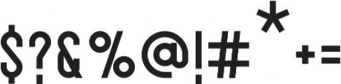 Velasco Serif otf (400) Font OTHER CHARS