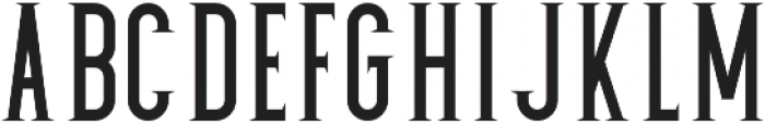 Velasco Serif otf (400) Font UPPERCASE