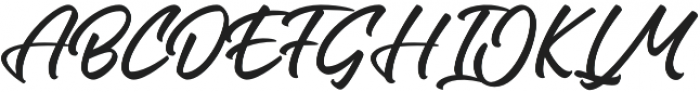 Veloce otf (400) Font UPPERCASE