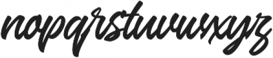 Veloce otf (400) Font LOWERCASE
