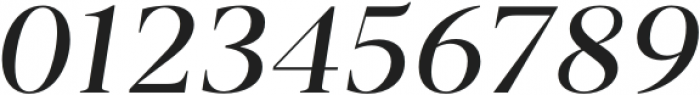 Vendura Regular Italic otf (400) Font OTHER CHARS