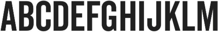 Veneer Clean Reg otf (400) Font LOWERCASE
