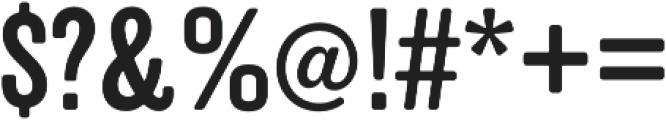Veneer Clean Soft otf (400) Font OTHER CHARS