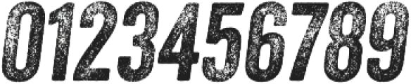 Veneer Three otf (400) Font OTHER CHARS