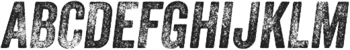 Veneer Three otf (400) Font UPPERCASE