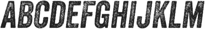Veneer Three otf (400) Font LOWERCASE