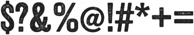 Veneer otf (400) Font OTHER CHARS