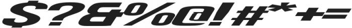 Veneno otf (400) Font OTHER CHARS