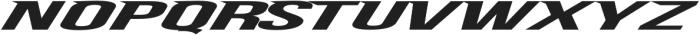 Veneno otf (400) Font LOWERCASE