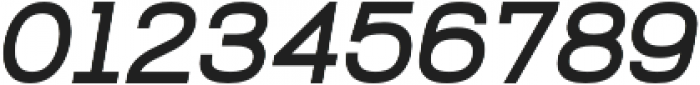 Venice Serif Bold Italic otf (700) Font OTHER CHARS