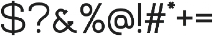 Venice Serif Medium otf (500) Font OTHER CHARS