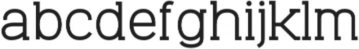 Venice Serif Medium otf (500) Font LOWERCASE