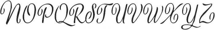 Verao Halftone Regular otf (400) Font UPPERCASE