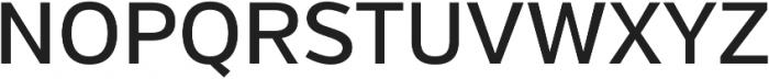 Verb Medium otf (500) Font UPPERCASE