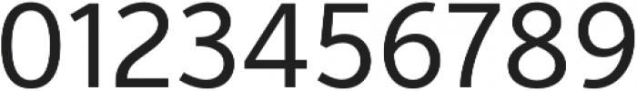 VerbCond Regular otf (400) Font OTHER CHARS