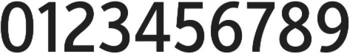 VerbExCond Medium otf (500) Font OTHER CHARS