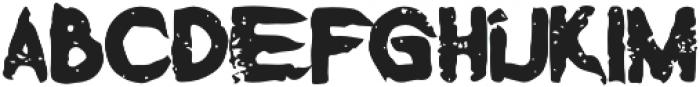 Vermillion Stamp otf (400) Font LOWERCASE