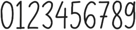 Vernal Park otf (400) Font OTHER CHARS