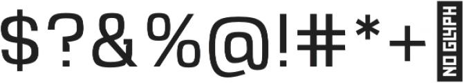 VersaBlock Light otf (300) Font OTHER CHARS