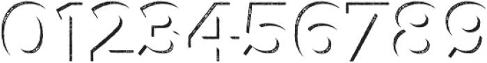 Versatile Inside Shadow Hatch otf (400) Font OTHER CHARS