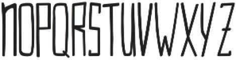 VersionType Pro otf (400) Font LOWERCASE
